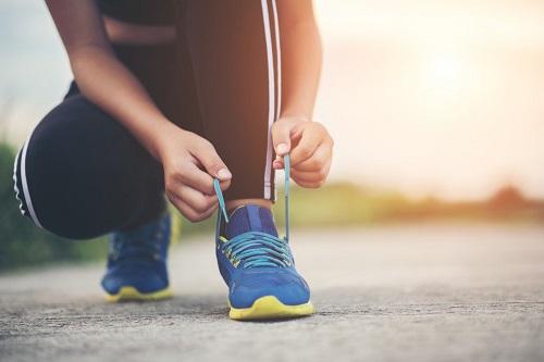 de bonnes chaussures pour debuter la course à pied