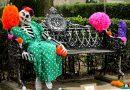Festival des morts au Mexique