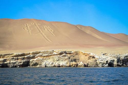 Lineas De Nazca Paracas au Perou