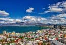 Reykjavík Islande Paysage