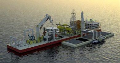 techniques d'extraction d'or et de minéraux rare en plein océan