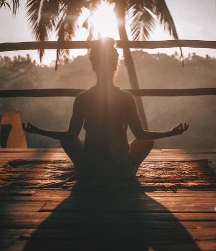 endroit au clame pour faire de la meditation