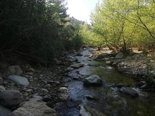 rivière aurifère en france pour trouver de l'or