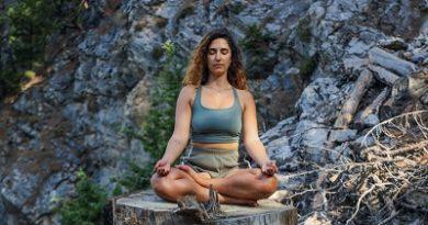 la relaxation demande de se retrouver avec soi même au milieu de la nature