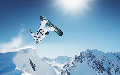 les sports extrêmes en montagne